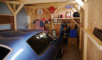 オリジナルウッドガレージ