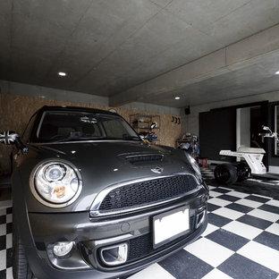 Foto di un garage per un'auto etnico