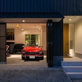 京都・北区の二世帯ガレージハウス
