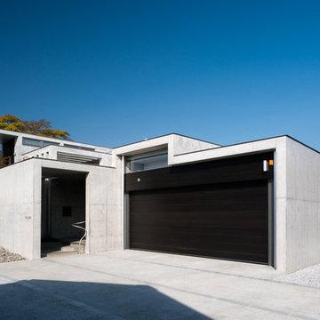 勝間田の家