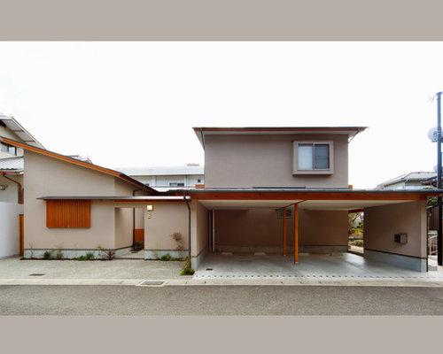 Best Asian Garage Design Ideas & Remodel Pictures