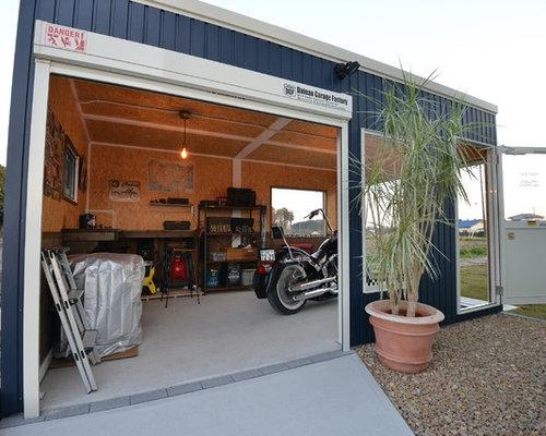 Fotos de garajes dise os de garajes independientes - Diseno de garajes ...