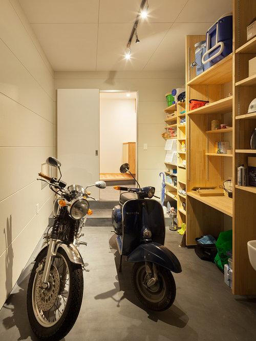 skandinavische garage und gartenhaus ideen design. Black Bedroom Furniture Sets. Home Design Ideas