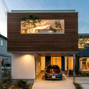 75 Beautiful Mid Century Modern Carport Pictures Ideas July 2021 Houzz
