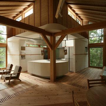 と木とすまう家