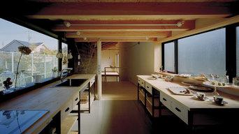 インダストリアル キッチン