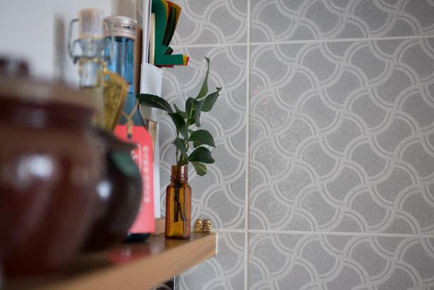 北欧 キッチン by 株式会社ハンズデザイン一級建築士事務所