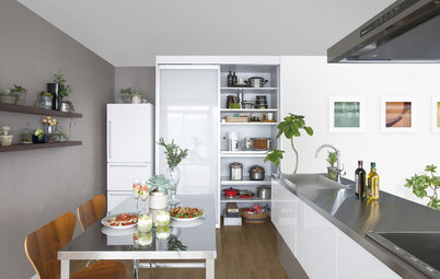12 Places  to Carve Out More Pantry Storage