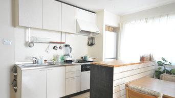 キッチン収納-Kitchen