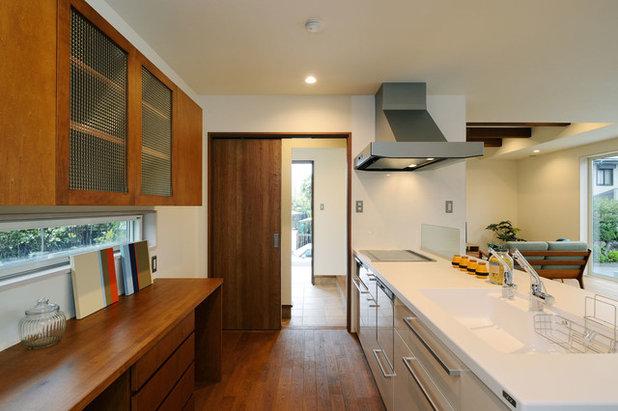 コンテンポラリー キッチン by アーデンハウス+design