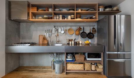 クールで機能的な調理空間を。ステンレスキッチンの種類と特徴