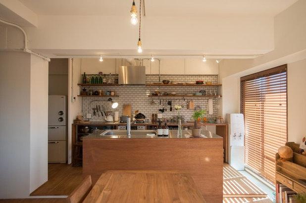 エクレクティック キッチン by moi-design / モイデザイン