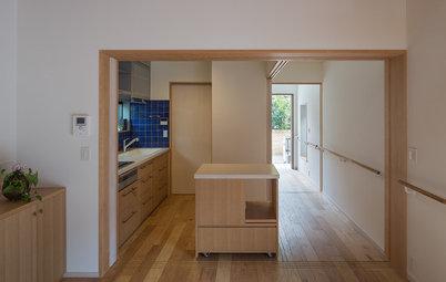 建築家に聞く、心地よいバリアフリー住宅をつくるヒント