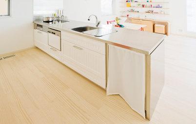 キッチンのゴミ箱置き場、どこにする?新築やリフォームの際、真剣に検討を