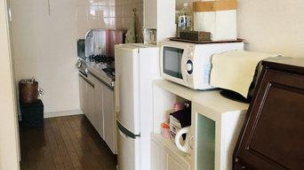 バリキャリ女子のキッチンを使いやすく素敵に