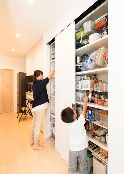 キッチン by KEIJI 一級建築士事務所