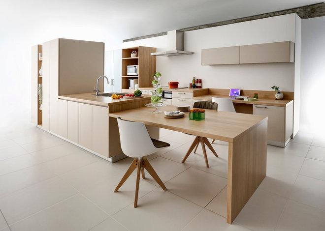 Modern Kitchen by キッチンハウス
