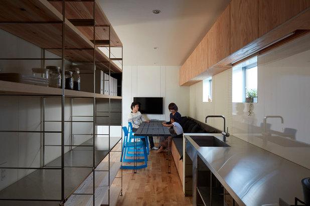 キッチン by 小泉設計室