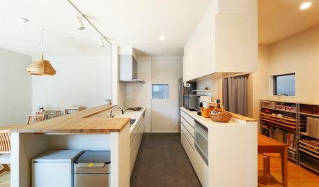 共働き家族のための、家事シェアできる住まいの作り方【キッチン編】