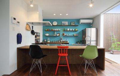 キッチンレイアウトの基本:Ⅰ型・Ⅱ型キッチンのデザインバリエーション