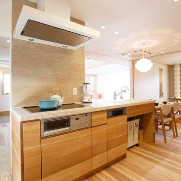 収納上手な家「刈谷市モデルハウス-くるみ」