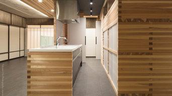 垂木の住宅2