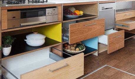 キッチンをきれいに保つ7つの片付け・収納ルール