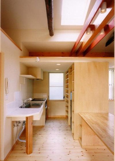 キッチン by 豊田空間デザイン室 一級建築士事務所