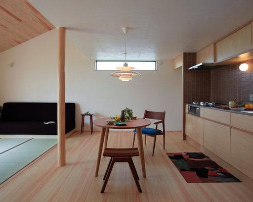 k chen mit k chenr ckwand aus st bchenfliesen und. Black Bedroom Furniture Sets. Home Design Ideas