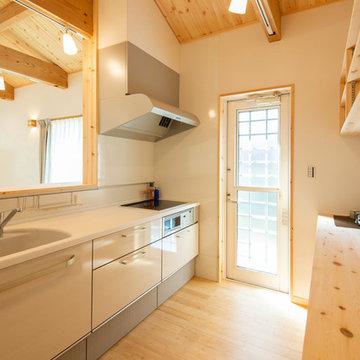 平屋の家 三重県鈴鹿市 自然素材・木の家
