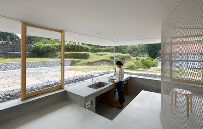 World of Design: 10 Homes That Lap Up the Landscape Around Them