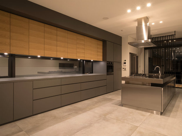 Contemporary Kitchen by 株式会社LDKホーム