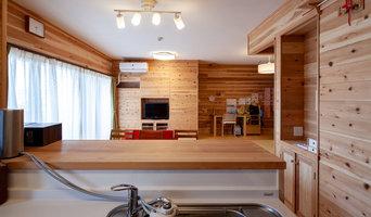 板倉の家風のマンションリノベーション