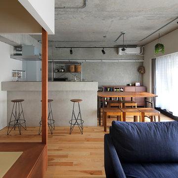 浦和の家(マンションリノベーション)