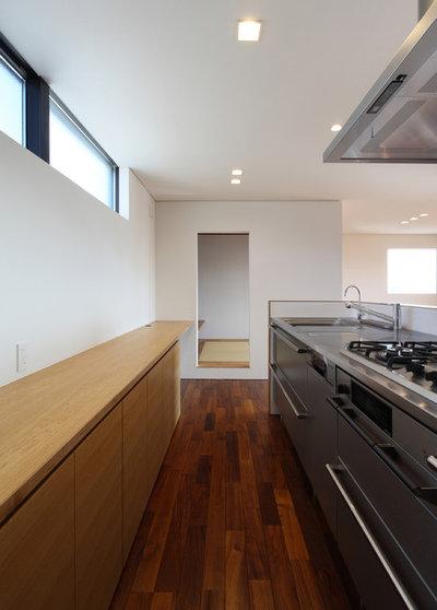 モダン キッチン by Studio tanpopo-gumi 一級建築士事務所