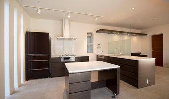 目黒区 華麗なるキッチンと家具の世界