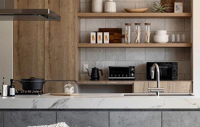 2020年上半期、Houzzで人気だったキッチン写真は?