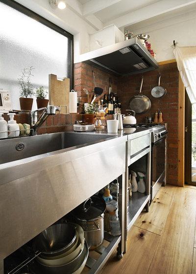 コンテンポラリー キッチン by スタジオダックス