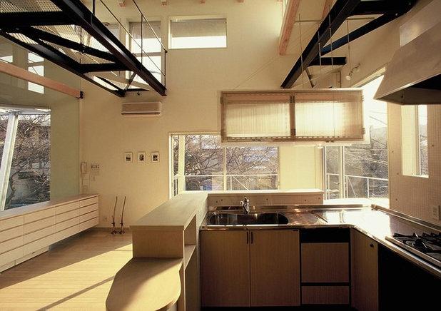 コンテンポラリー キッチン by 伊坂デザイン工房