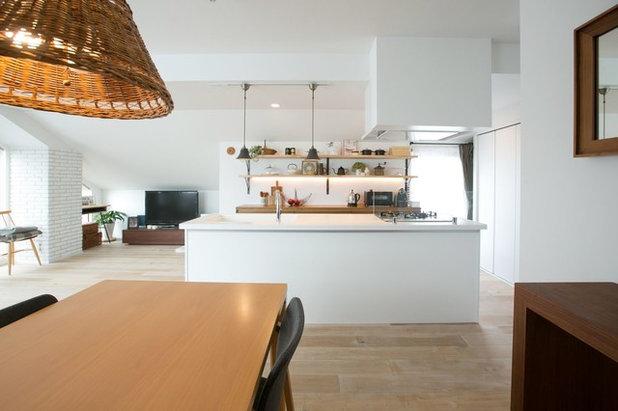 モダン キッチン by CONCEPT 一級建築士事務所