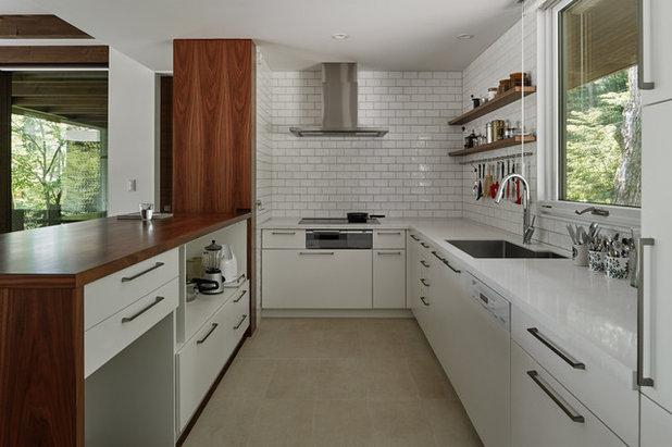 北欧 キッチン by アトリエ137 | atelier137 Architectural Design Office