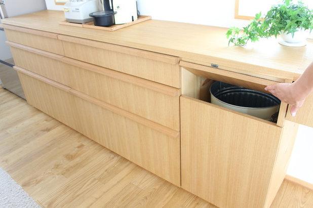 北欧 キッチン by Interior & Lifestyle Design RH+ (アールエイチプラス)
