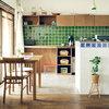 オープンキッチンをタイルでおしゃれに彩るコツ