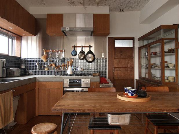 アジアン キッチン by blue studio
