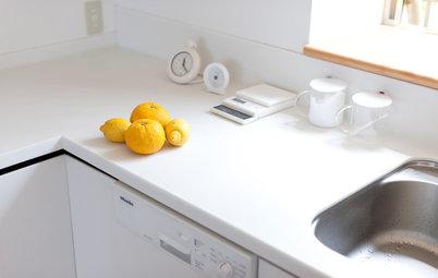 キッチンの印象を決めるワークトップ、どの素材を選ぶ?