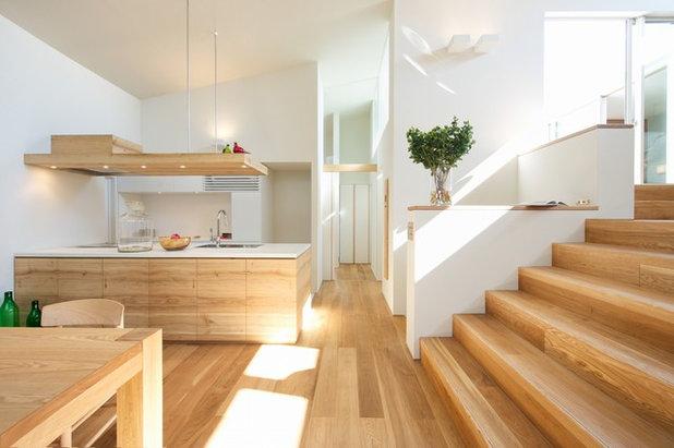 北欧 キッチン by Mimasis Design/ミメイシスデザイン
