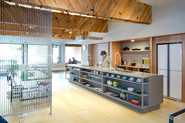 Asian Kitchen by PUDDLE Inc