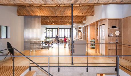 Houzz Tour: Geishornas hus attraherar konstälskare igen