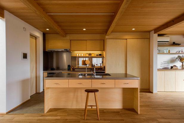 アジアン キッチン by 北村建築工房