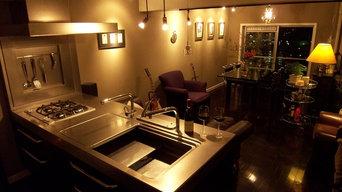 Matsunaga HOUSE リノベーション ~ワインの美味しい家~